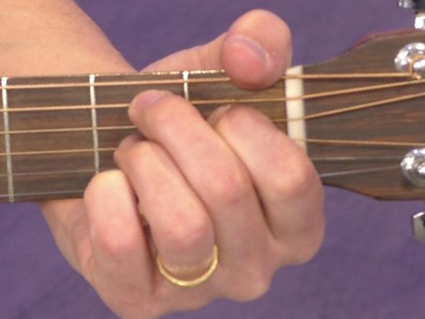 How to Play the B7 Chord on the Guitar - ChordBank